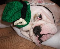 St Patricks Day Mini Hat Crochet Pattern....Free Crochet Patterns for St Patricks Day