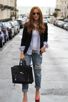 19 Favorite Boyfriend Jeans For Woman ‹ ALL FOR FASHION DESIGN