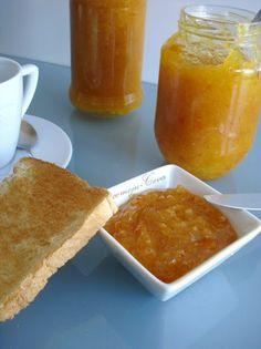 Comoju: Confitura de Naranja