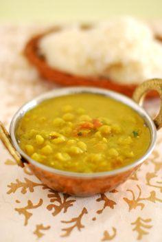 Kerala Style Green Peas Masala