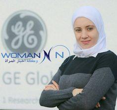 وكالة أخبار المرأة - السورية سيرين حمشو تنال براءة اختراع عالمية في مجال الطاقة المتجددة