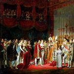 Mariage arrangé de deux militaires romanais en l'honneur de celui entre Napoléon Ier et Marie-Louise d'Autriche