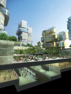 no_rss id:2094973 Эко-город Тяньцзинь (Tianjin) – совместный проект Китая и Сингапура, который уже начинает принимать первых поселенцев. Общая площадь Sino-Singapore Tianjin Eco City составит около 30 квадратных километров, планируемое население – до 350 000 жителей. Расположен город на расстоянии…