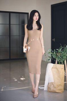 daily 2018 feminine & classy look Korea Fashion, Asian Fashion, Girl Fashion, Womens Fashion, Fashion Black, Fashion Ideas, Korean Outfits, Trendy Outfits, Cute Outfits