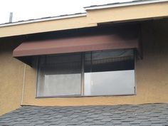 1 fixed awning company in southern california black concave fixed