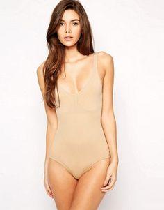 trägerloser Shapewear Bodysuit