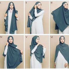 How to wear Hijab Tutorial in 2019 With 18 New Hijab Styles - How to wear Hijab Tutorial in 2019 With 18 New Hijab Styles Imágenes efectivas que le proporcionamo - Stylish Hijab, Modest Fashion Hijab, Modern Hijab Fashion, Hijab Fashion Inspiration, Casual Hijab Outfit, Muslim Fashion, Mode Inspiration, Hijab Chic, Ootd Hijab