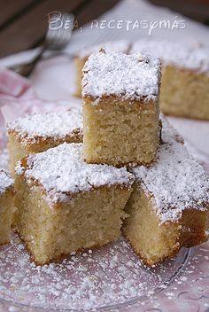 Brownie de coco (TMX) |Recetas de cocina fáciles y sencillas | Bea, recetas y más