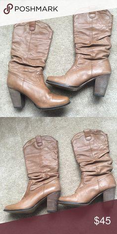 8499043799c Steve Madden Cowboy Boots Steve Madden Cowboy Boots NWOT Steve Madden Shoes  Heeled Boots Shoes Heels