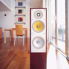 Standing the test of time, 2001's CM4 remains a truly aesthetically pleasing loudspeaker #ThrowbackThursday