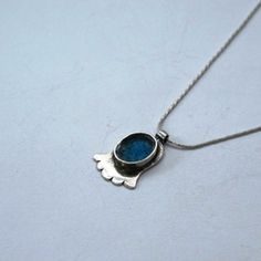 Roman Glass Sterling Silver Necklace Hamsa Hamssah Bluenoemi,http://www.amazon.com/dp/B00GOQ2X5Y/ref=cm_sw_r_pi_dp_FOiIsb0S40E3FWM1