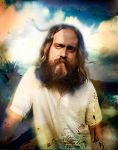 Iron and Wine by Jeremy Cowart > www.jeremycowart.com