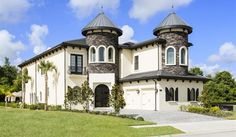 Your very own castle?  Reunion Resort 6000 | Direct Villas Florida ID 1694