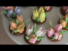 Russian Ball Piping Tips - Product demonstration & tutorial - Assorted techniques - YouTube