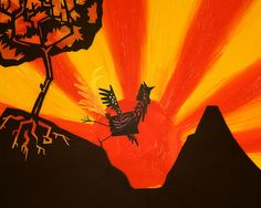 The Rooster, the Crocodile and the Night Sky on Vimeo