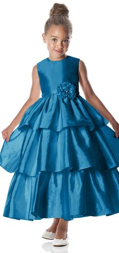 Style FL4029 - Flower Girl Dresses    Weddington Way, $154