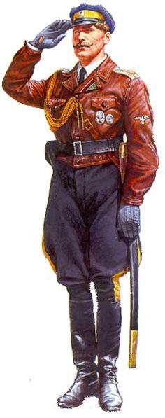 Podesauł Grupy Ataman T. I. Domanova, 1944-1945