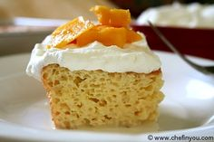 Easy mexican Tres Leches Cake Recipe