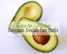 5 Homemade Avocado Face Masks for Beautiful Skin Skin Care Regimen, Skin Care Tips, Beauty Hacks Skincare, Beauty Tips, Skincare Routine, Avocado Face Mask, Organic Skin Care, Good Skin, Healthy Skin