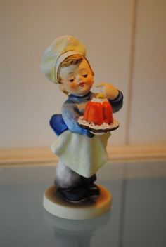 German Goebel Hummel, Baker of Barvarian by Arthur Moeller 1960's