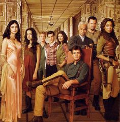Firefly. It deserved way more than it got.