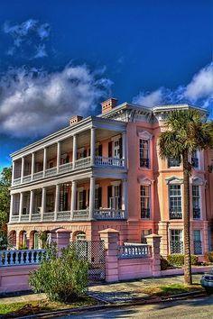 The Battery, Charleston, South Carolina