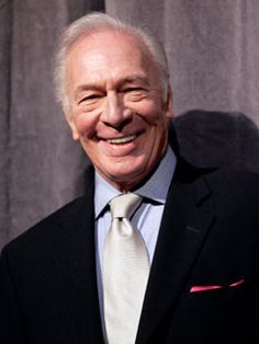 "Christopher Plummer. He was incredible in ""Beginners"" and he gave the best acceptance speech at the Oscars by far. #keepingitclassy"