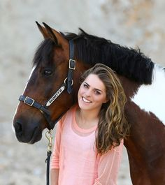 Who are your favorite horses? Vicki: My Kaimanawa from the Stallion Challenges, Argo. Kelly: My Showjumper Dancer, and my American Mustang Jackie. Cute Horses, Horse Love, Wilson Sisters, Horse Camp, Horse Photos, Horse Photography, Equestrian Style, Horseback Riding, Guys And Girls