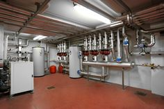 CUBOROSSO, our Study and Research Centre #CALEFFI