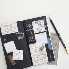 PC ✄ @pooi_chin Journal before an...Instagram photo | Websta (Webstagram)