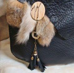 Buffle noir-renard de Magellan