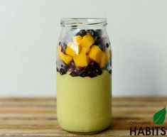 Anti-inflammatory Turmeric and Mango Panna Cotta - Modern Paleo Desert Recipes, Gf Recipes, Real Food Recipes, Healthy Recipes, Healthy Deserts, Healthy Foods, Recipies, Healthy Cooking, Healthy Life