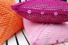 colour cushions