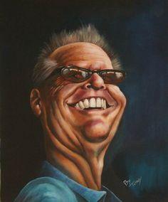 Caricature Collection: Jack Nicholson