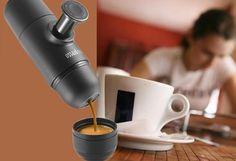 Appunti sul Blog: Minipresso Wakako per caffè espresso caldo ovunque...