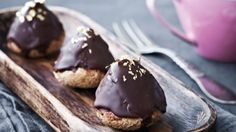 Små valnødde-sarah bernhardt | Femina // cake + chocolate