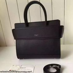 Givenchy Small Horizon Bag In Smooth Leather F/W 2016
