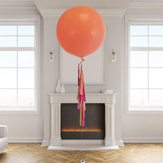Order your 3-foot giant tassel tail balloons online today