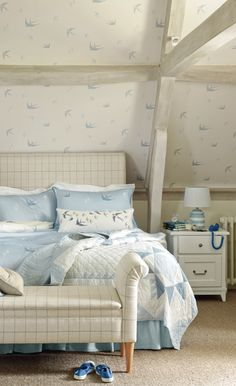 Find sophisticated detail in every Laura Ashley collection - home furnishings, children's room decor, and women, girls & men's fashion. Laura Ashley Home, Nate Berkus, Childrens Room Decor, Beautiful Bedrooms, Home Furnishings, Bedroom Decor, Design Inspiration, Interior Design, Interior Ideas