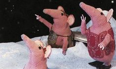 So the BBC wants to revive The Clangers. What planet are they on?