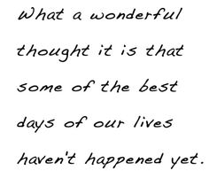 Good to think about... very good... this is one of my new favorite quotes.. :)