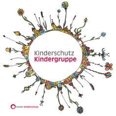 Das Titelbild des Falters für die Kindergruppe der Tiroler Kinder und Jugend GmbH.