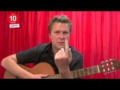 Vingers op gitaar plaatsen: gitaarles tip intienlessen