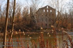 Ghost Towns In Ohio