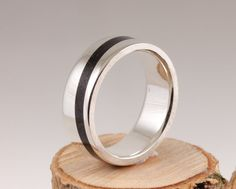 Hey, I found this really awesome Etsy listing at https://www.etsy.com/listing/212105356/17th-edition-wooden-wedding-ring-moor