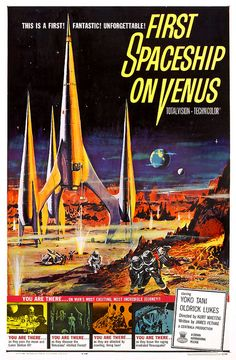 1960. I think this was a Stanislaw Lem story -- the adaptation of which he with was not pleased.