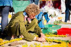 Ventspils floral carpets
