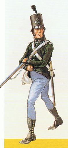 CORSICAN RANGERS 1799-1802 & ROYAL CORSICAN RANGERS 1804-1817 - LA CORSE MILITAIRE