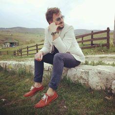 Santoni shoes #italian men style