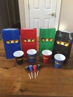 LEGO-Ninjago-Birthday-Party-Favor-Supplies-Gift-Bags-Cups-Lollipops-14